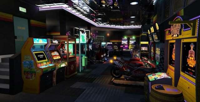 如何运营侠盗猎车手5中的游戏厅