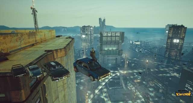《赛博朋克2077》空中停车大法教学