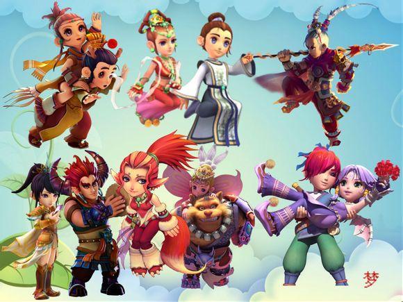 梦幻西游各个角色的优势,看完选择不再迷茫2!